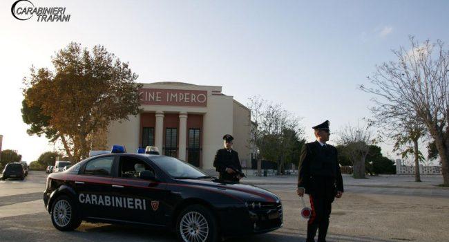 Marsala: dopo i calci ai Carabinieri, non osserva il divieto di dimora e li aggredisce di nuovo