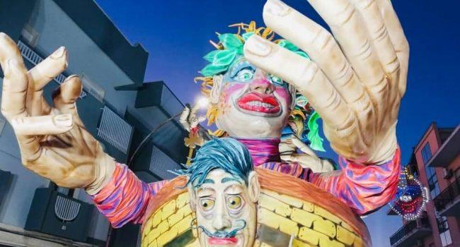 Petrosino: niente Carnevale, il ricordo rivive in immagini e video