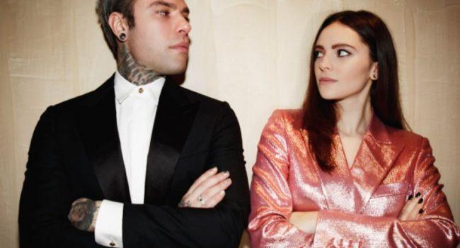 """Michielin e Fedez """"Insieme a Sanremo per sancire la nostra amicizia"""""""