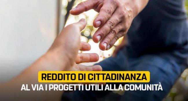 A Petrosino Progetti Utili alla Collettività per chi ha Reddito di Cittadinanza