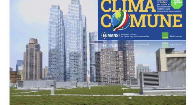 """Castellammare aderisce a """"Clima Comune"""", rete europea dei sindaci"""