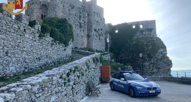 Fiat clonata sequestrata dalla Polizia Stradale