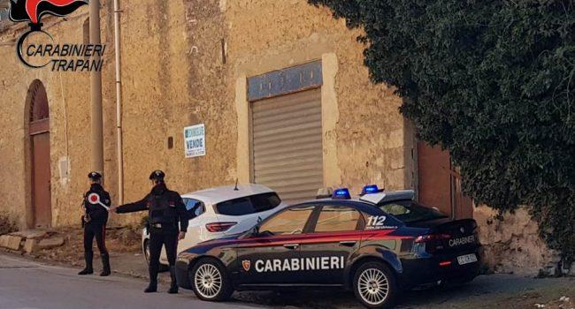 Evadono dai domiciliari, i carabinieri di Alcamo li arrestano di nuovo