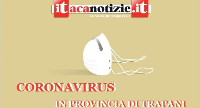 Coronavirus nel trapanese, aumento di casi compensato dai guariti