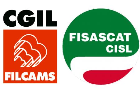 Filcams e Fisascat Palermo-Trapani contro il licenziamento di 5 lavoratori della Modes Spa