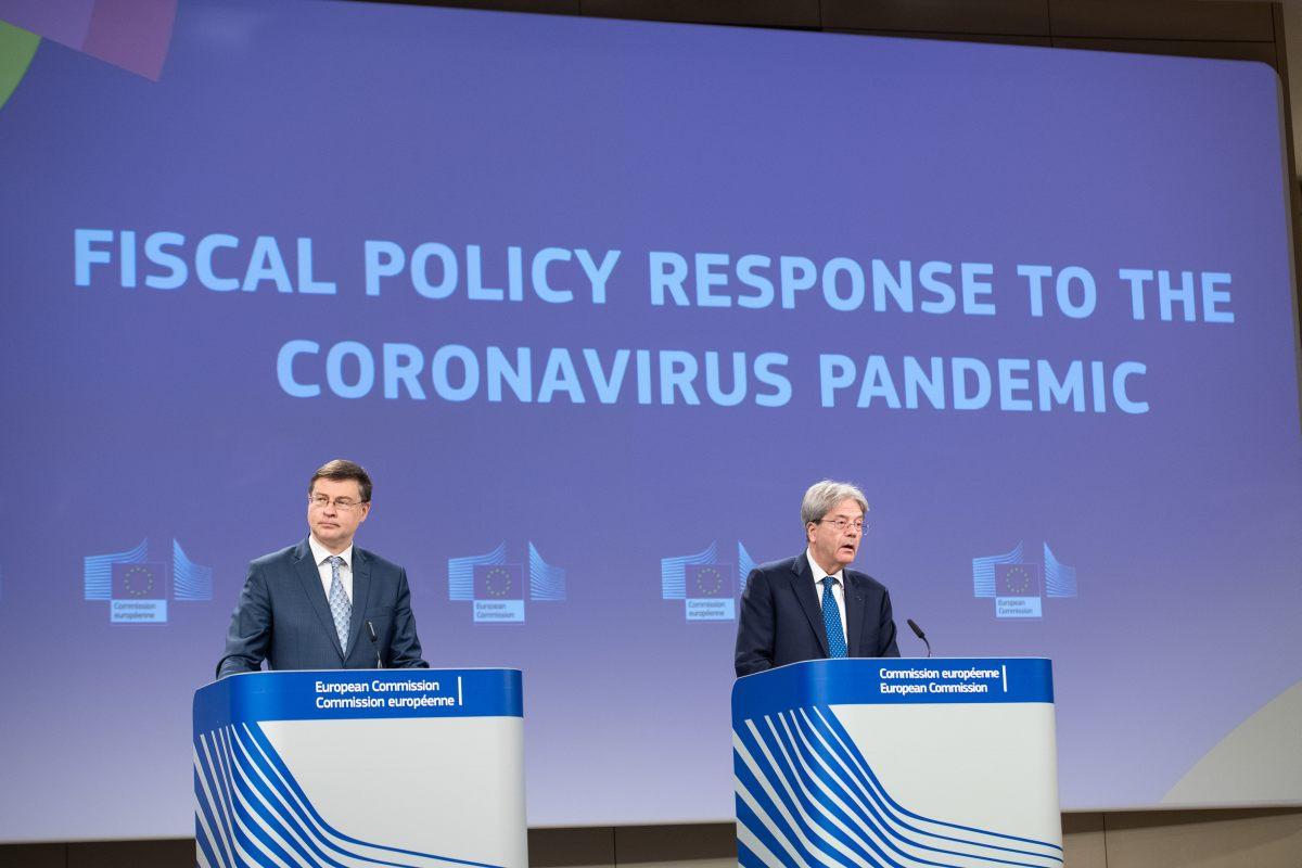 Commissione Ue propone stop al Patto di Stabilità fino al 2023