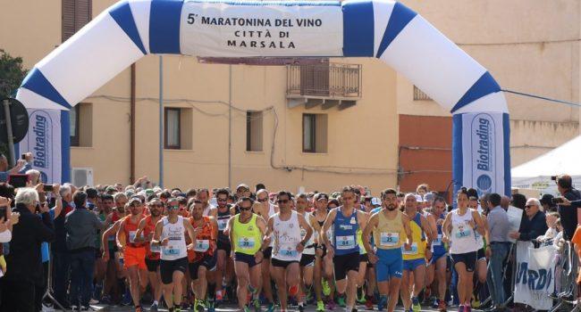 Marsala: annullata ancora la Maratonina del Vino