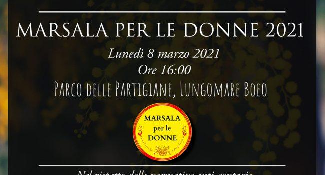 """""""Marsala per le Donne 2021"""": l'8 marzo un'iniziativa al Parco delle Partigiane"""