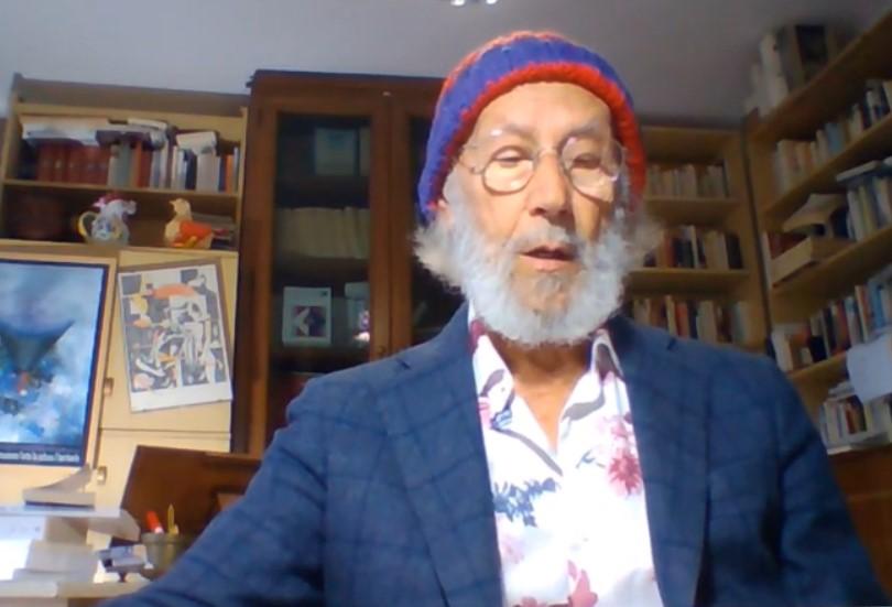 """Giornata della Poesia: Nino Contiliano legge """"La voce di Shen Nung"""" (VIDEO)"""