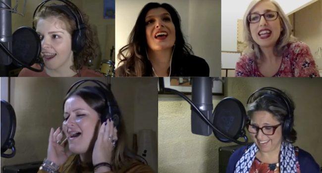 """L'8 marzo on line """"Guarda Avanti"""" brano de 'I Musicanti' contro la violenza di genere"""
