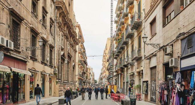"""Palermo""""Zona Rossa"""". Ecco cosa non si può fare dal 7 Aprile per una  settimana"""