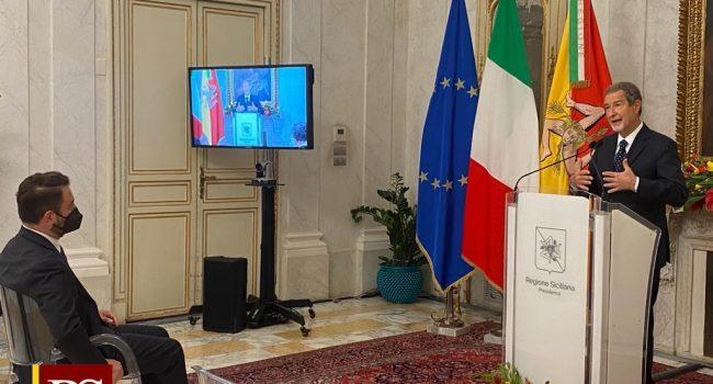 """Musumeci presenta gli Stati generali dell'Export, a Marsala a settembre: """"Il brand Sicilia nel mondo"""""""