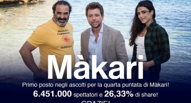 """""""Arrivederci a Màkari"""", l'annuncio del produttore Degli Esposti, la seconda stagione ci sarà"""