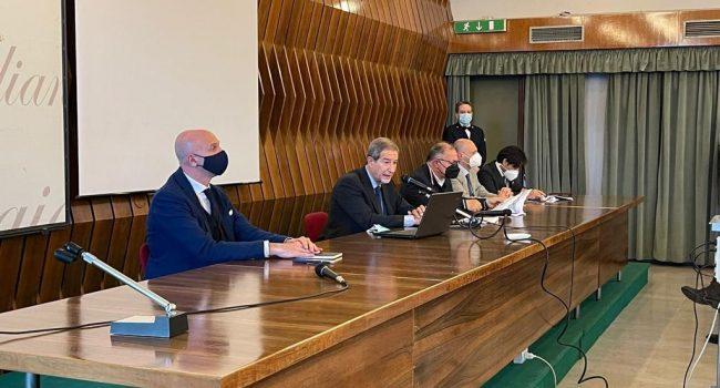 Sanità siciliana, Musumeci incontra i direttori delle Asp