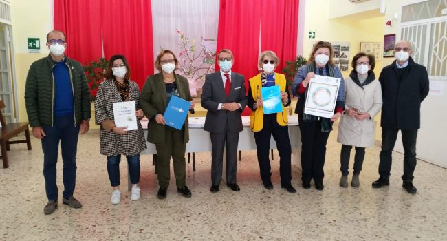 """""""Progetto Kairòs"""": il Lions nelle scuole di Marsala e Petrosino contro i pregiudizi"""