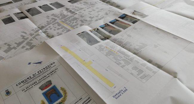 Petrosino: approvato il progetto per la sistemazione di strade comunali