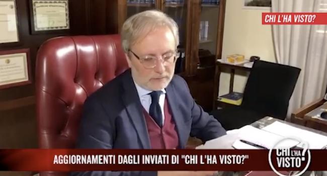 """Arrivato il Dna di Olesya Rostova, l'avvocato Frazzitta: """"Ora tutto in Procura"""". VIDEO"""