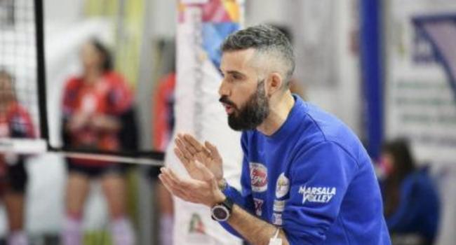 """Daris Amadio: """"La Sigel Marsala outsider solare e vincente"""", intervista al coach azzurro"""