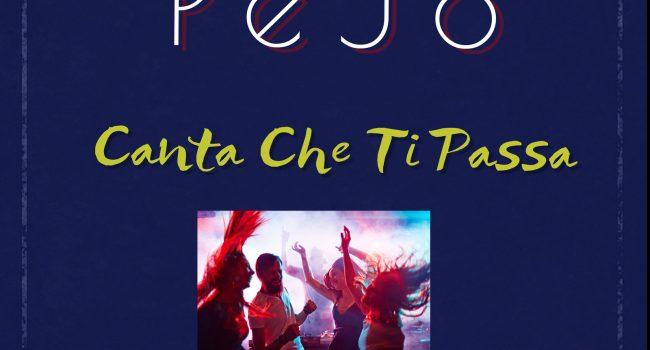 """Arriva in radio e negli store il singolo """"Canta che ti passa"""" del duo siciliano PèJo"""