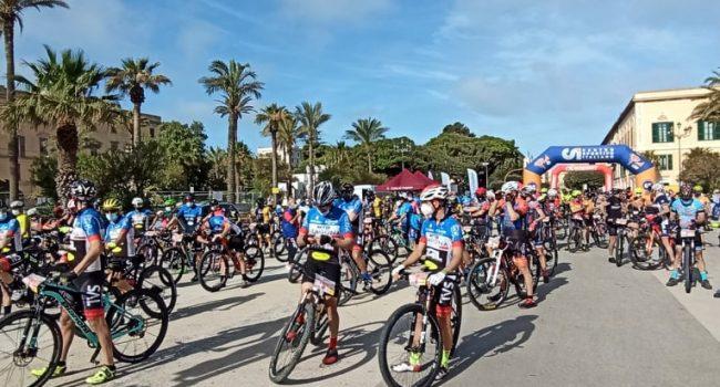 A Trapani il 7° Trofeo Auriga di Mountain Bike, grande giornata di sport