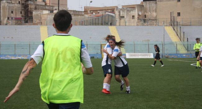 """Calcio Femminile: il Marsala espugna il """"De Simone"""" di Siracusa"""