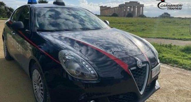 Castelvetrano: senza patente causò vari incidenti con droga a bordo, ora evade dai domiciliari