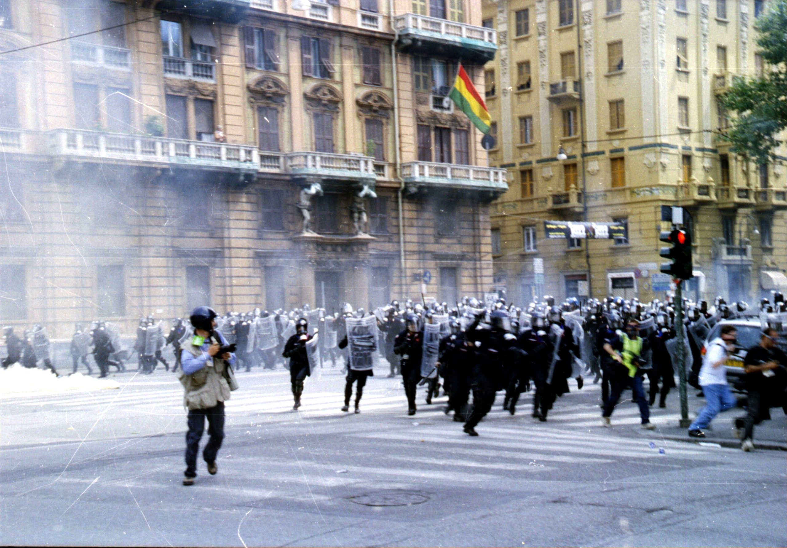 """Vent'anni dal G8 di Genova. Il ricordo di Andrea Messina: """"Si parla solo delle violenze, ma quelle istanze sono ancora attuali"""""""