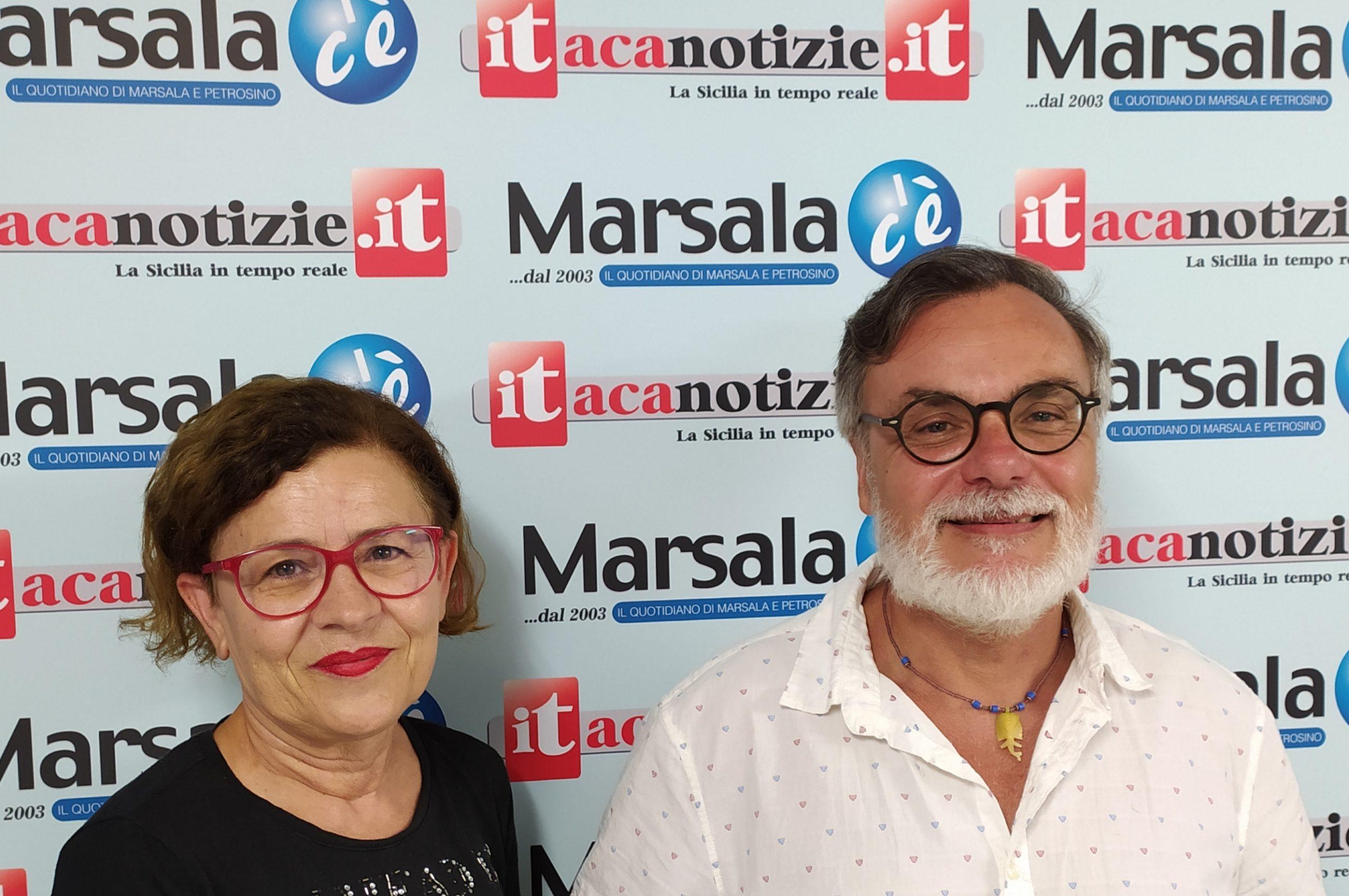"""Giuseppe Marino nuovo presidente del circolo di Legambiente. Pipitone: """"In 8 anni abbiamo affrontato questioni importanti"""""""