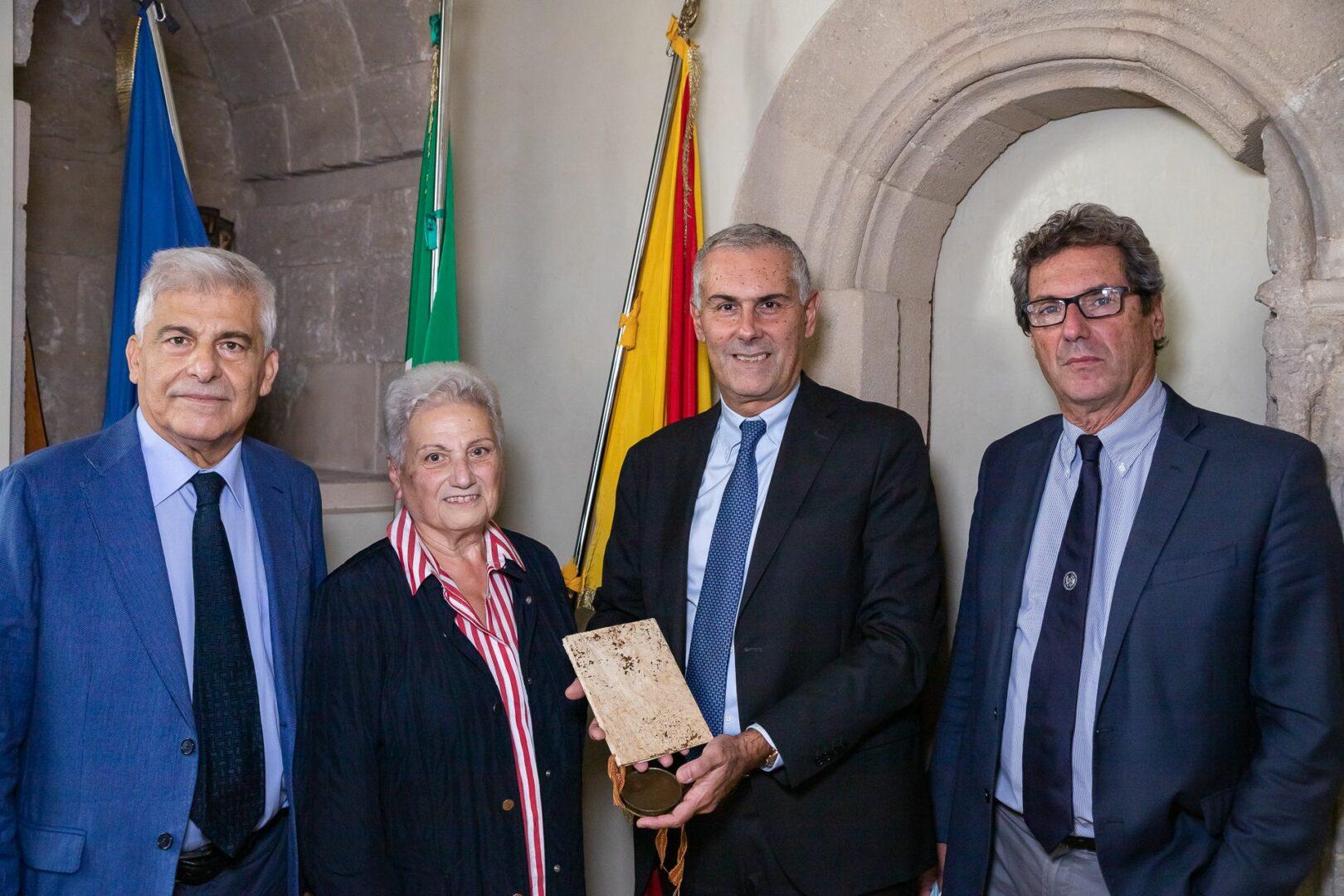 All'Università di Palermo donato un Diploma di laurea del 1846