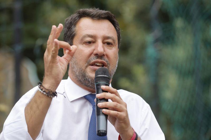 """Scontri Roma, Salvini """"Lamorgese si prenda le sue responsabilità"""""""